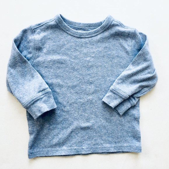 GAP Other - Baby Gap Play-Time Favourite Blue Long-Sleeve